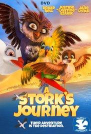 فيلم A Stork's Journey 2017 مترجم