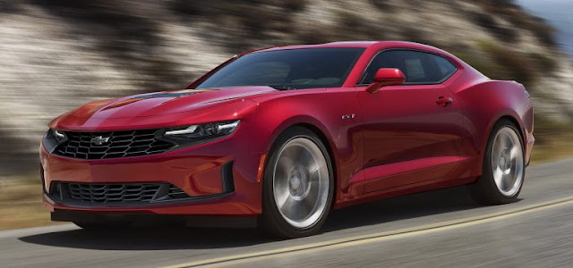 Chevrolet, Chevrolet Camaro, New Cars, Top 4