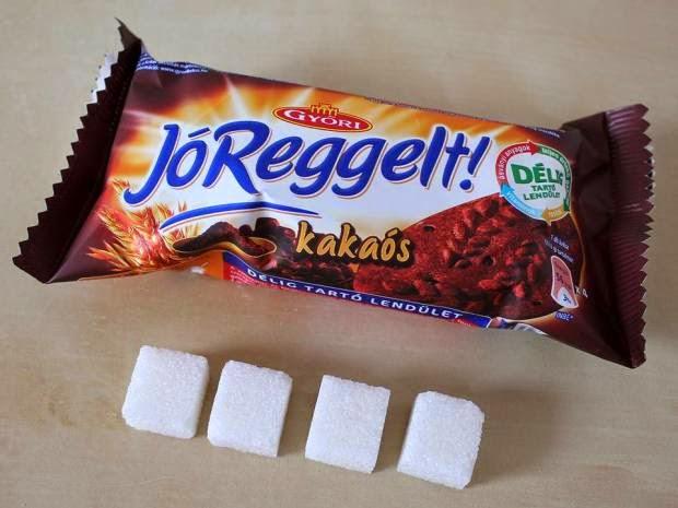 15 megdöbbentően cukros étel