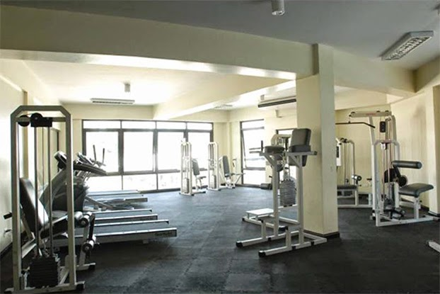 One Castilla Place Fitness Gym