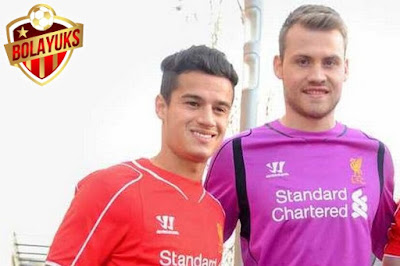 Mignolet: Coutinho Pemain Terbaik Liverpool Saat Ini