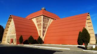 Igreja Matriz de Urubici: Formato Interessante