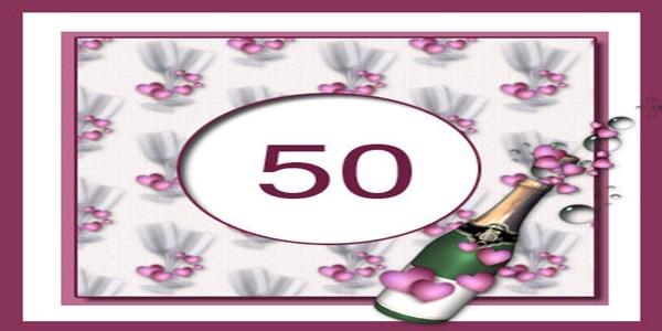čestitke za 50. rođendan