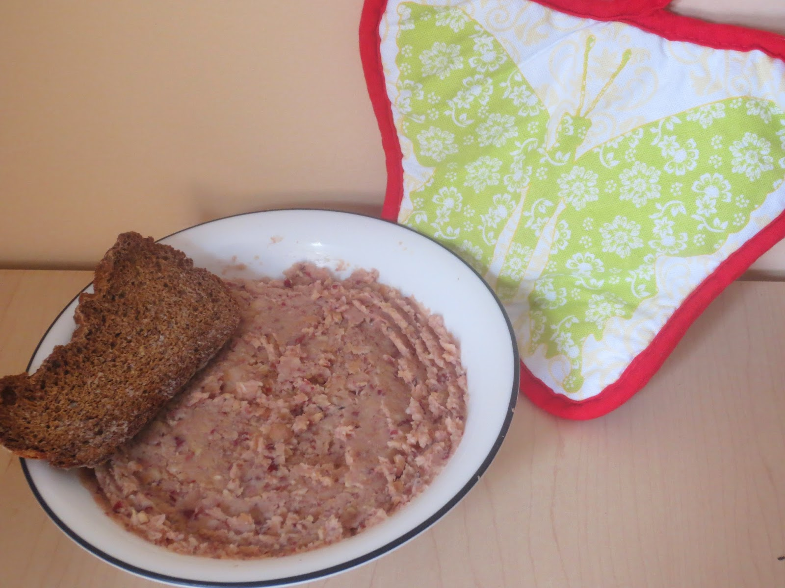 White kidney bean dip recipe