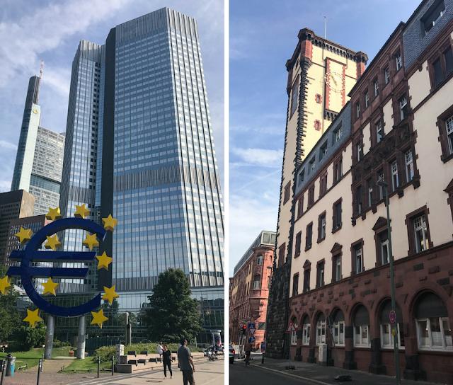 Frankfurt Euro Building