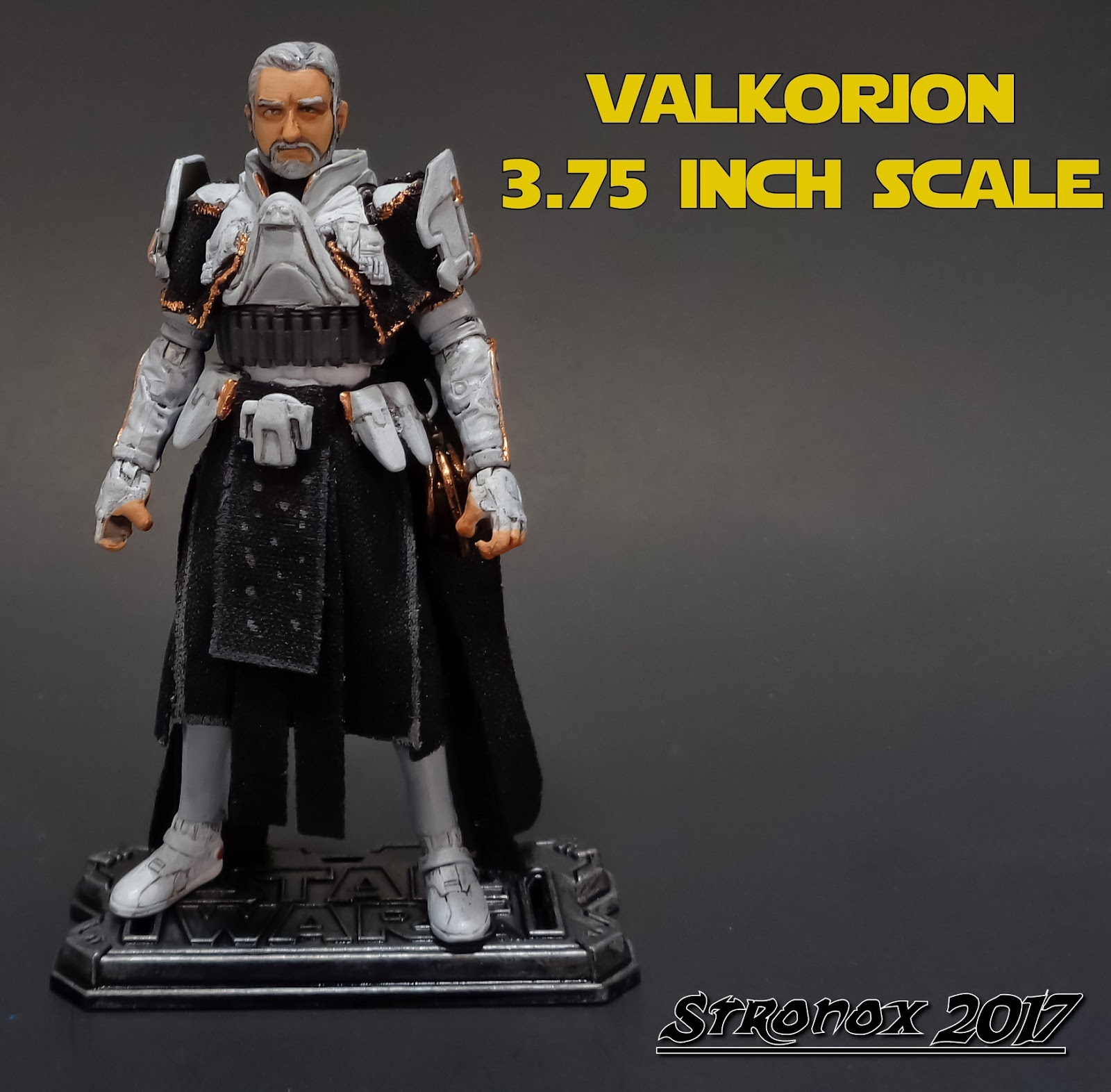 Stronox Custom Figures Star Wars Valkorion Will he in the end force my character to kill someone? stronox custom figures star wars