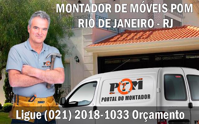 Montagem de Móveis RJ (021) 2018-1033