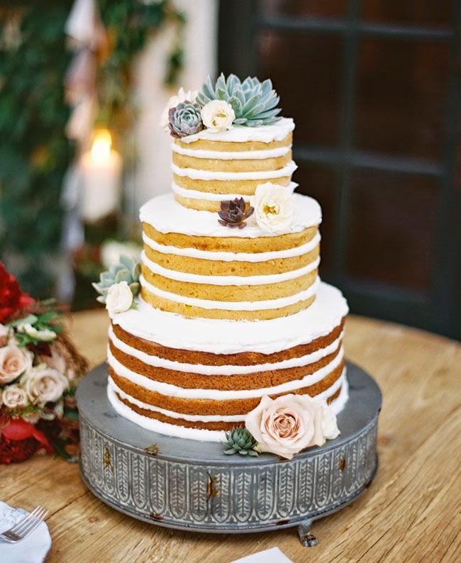 Exposed Layer Cake