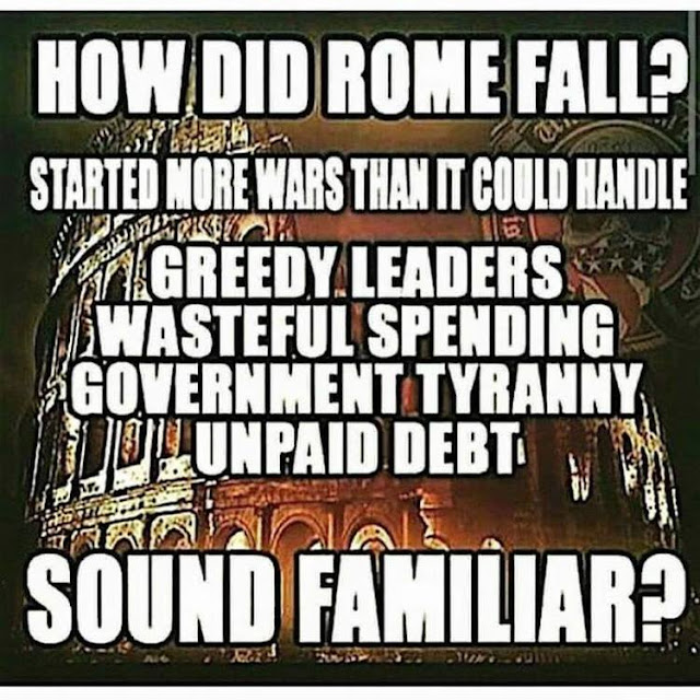 roman economic collapse