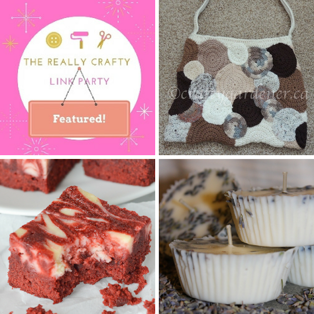 The Really Crafty #56 featured posts!