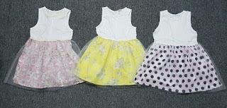Đầm hàn quốc linen bé gái, vietnam, size từ 12kg đến 30kg.