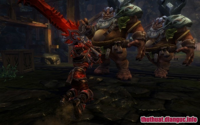 Game Kingdoms of Amalur: Reckoning full crack download