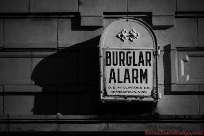 Burglars Burgle Elsewhere