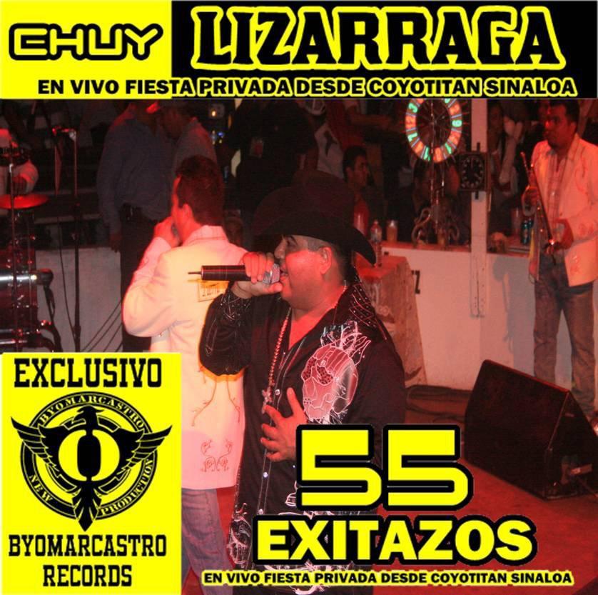 Chuy Lizarraga - En Vivo Fiesta Privada Desde Coyotitan Sinaloa (2012)
