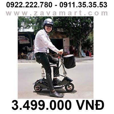Sạc ắc quy xe điện mini E-Scooter sao cho đúng cách?