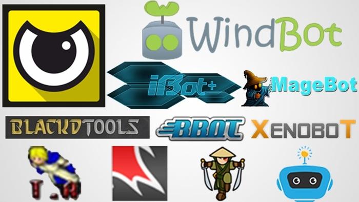 BOTs Arregam Ao Poder do BattlEye! - WindBot, iBot Plus, MageBot, Blackd Proxy, BBot, XenoBot, TibiaAuto, RedBot, NeutralBot e SmartBot.