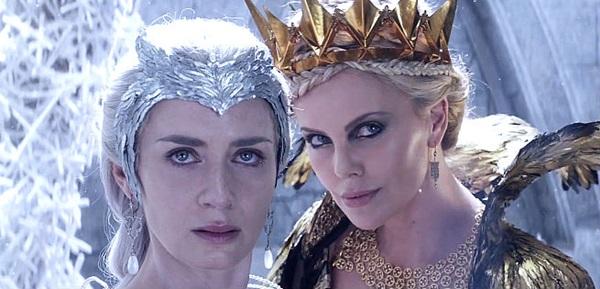 O Caçador e a Rainha de Gelo, O Que Achei, Uma Garota Chamada Sam