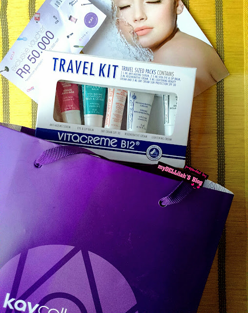 Travel Kit Vitacreme B12