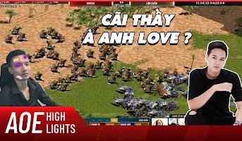 AoE Highlight | Trận đấu cố cãi thầy Sẻ những không thành của đệ tử Vanelove