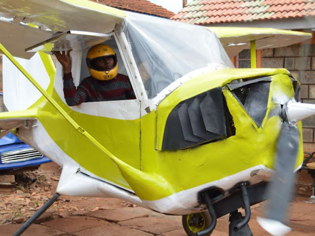 Self-made engineer builds yet another aircraft - AGAIN | Jetcareers