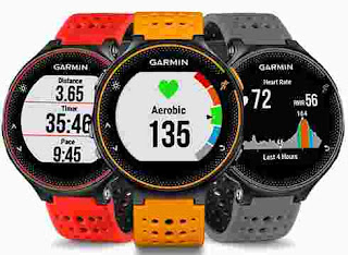 ​Garmin Forerunner 235 Manual