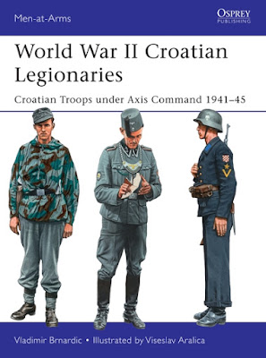 World War II Croatian Legionaries