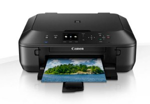 Canon PIXMA MG5550 Driver Free Download, Wireless Setup and Review