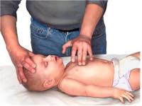 cpr children babies التنفس الاصطناعي