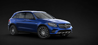 Mercedes AMG GLC 43 4MATIC 2019 Xanh Brilliant 896