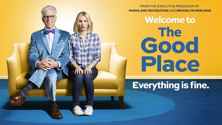 Série The Good Place - 2ª Temporada  Torrent