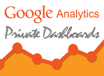 Add Google Analytics Private Dashboards For Blog