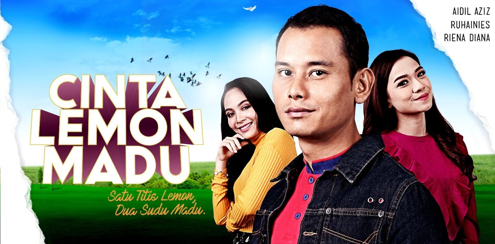 Cinta Lemon Madu Episod 2