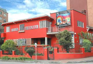 Teatro La Baranda Bogotá