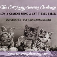 Cat Lady Sewing Challenge