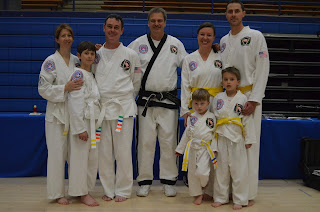 The Colorado Taekwondo Institute is a family martial art school