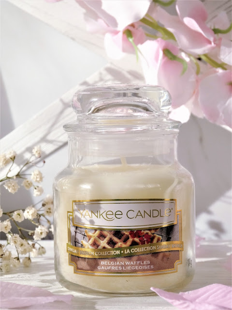 Avis Yankee Candle Sunday Brunch Gaufres Liegeoises Belgian Waffles