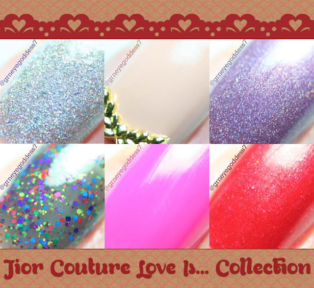 Jior Couture Love Is...Collection
