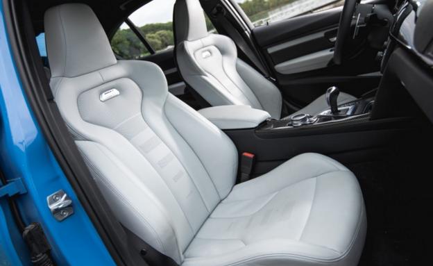 2017 BMW M3 444 Horsepower Review Interior Exterior