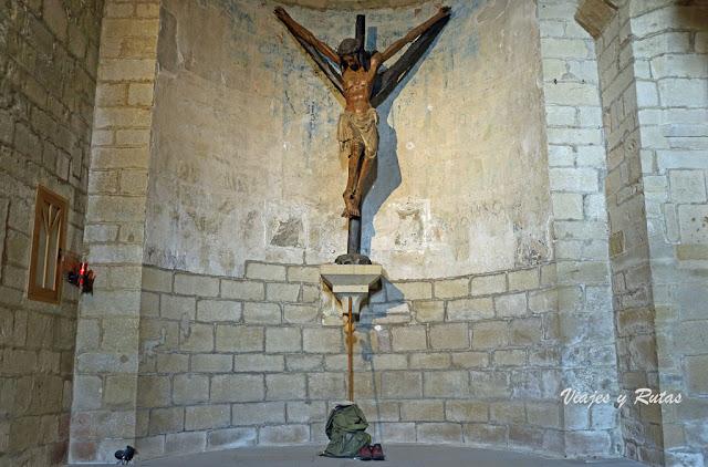 Iglesia del Crucifijo, Puente la Reina