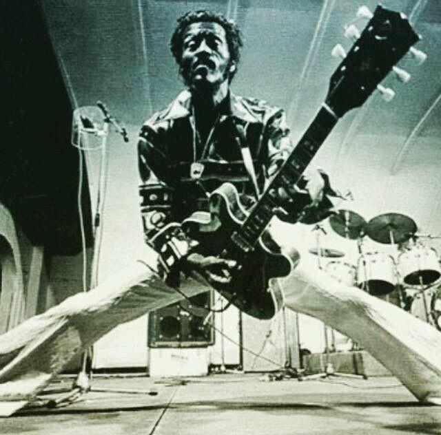 Chuck Berry ha muerto - Seis canciones por el Rey del Rock n roll
