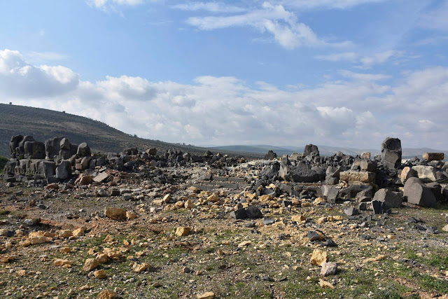 Hittite temple damaged in Syria by Turkish raids