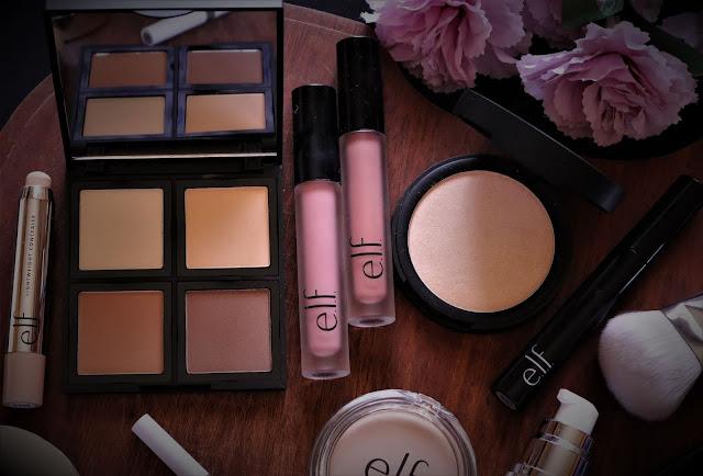 drugstore, e.l.f cosmetics
