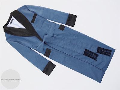mens full length dressing gown silk jacquard robe warm long soft lined english gentlemen robe