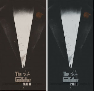 The Godfather Part II Movie Poster Screen Print by Patrik Svensson x Bottleneck Gallery