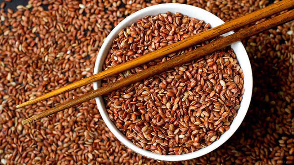 Manfaat Beras merah bagi diet dan kesehatan