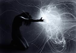 gothic energy spiritual fantasy walls dark abstract light magic power heart hub comments elemental models artist
