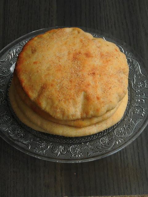 Aish Baladi, Egyptian Flatbread Pita