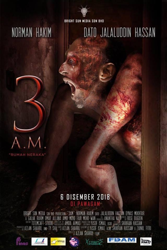 Review Filem 3AM