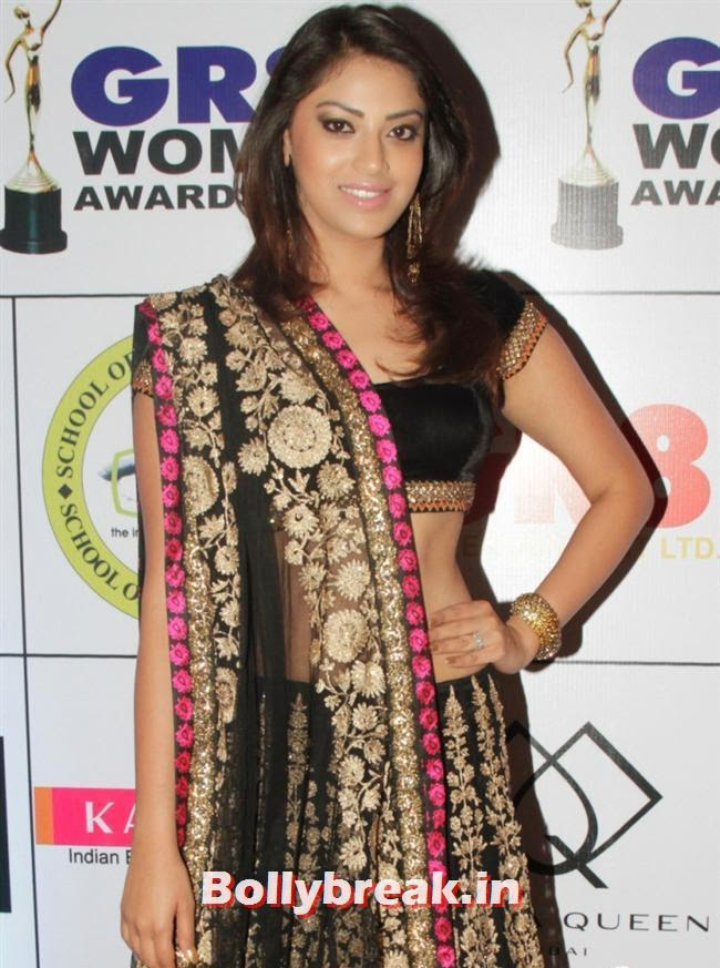 Anushka Ranjan, Shriya Saran, Sridevi, Tamanna at GR8 Women Awards 2014