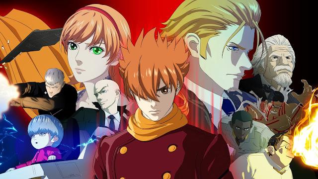 cyborg009re Top 15 Anime Super Hero
